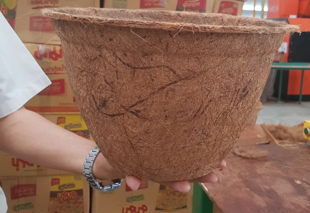 Large biodegradable pots