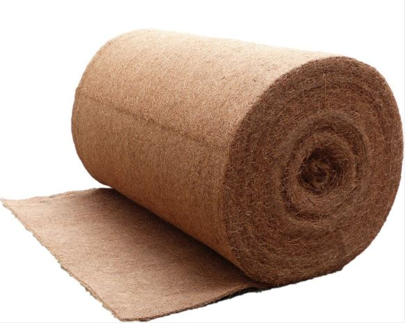 Coir Fiber Mat Coco Grow Mats Bulk For Rolls Wholesale Biodegradable And Compostable Pots