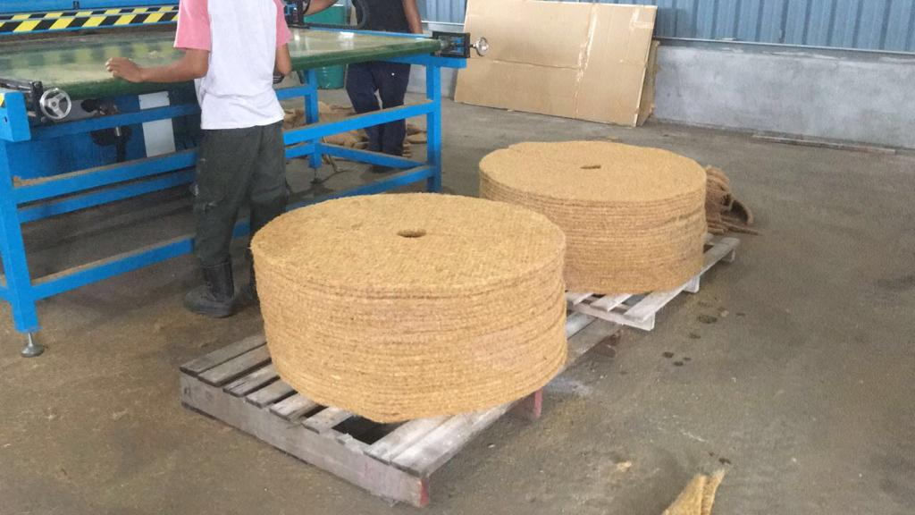 Large coco mats