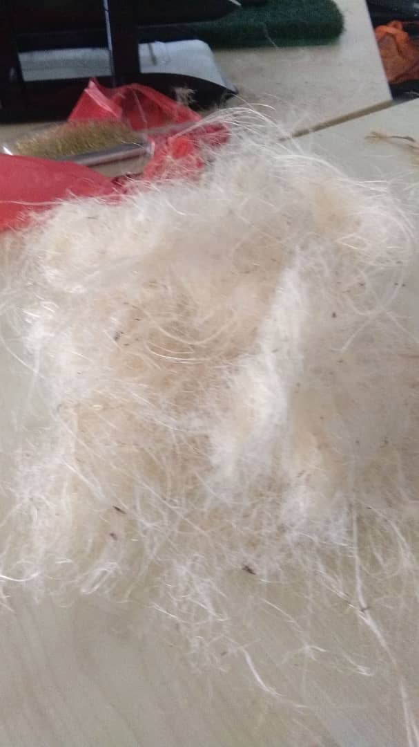 Keflar fibre