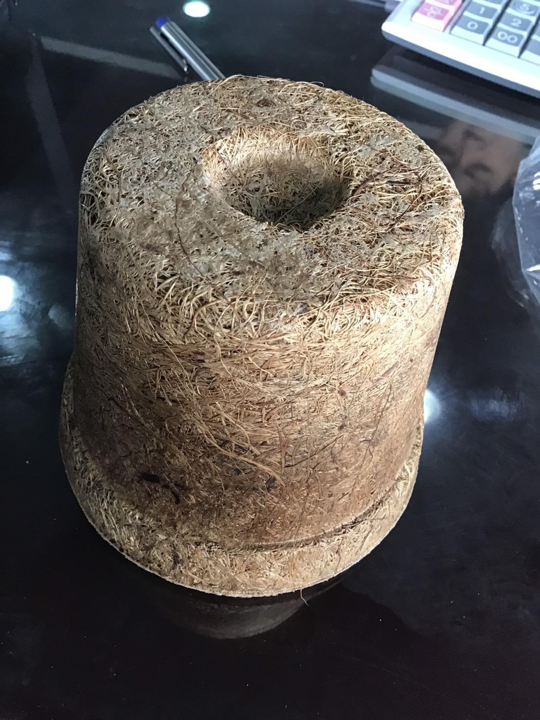 Palm Fiber Pot