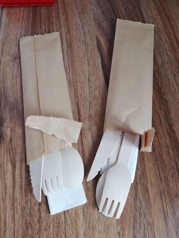Bamboo cutlery bulk