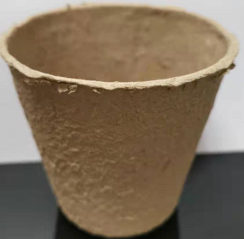 paper pulp seed pots