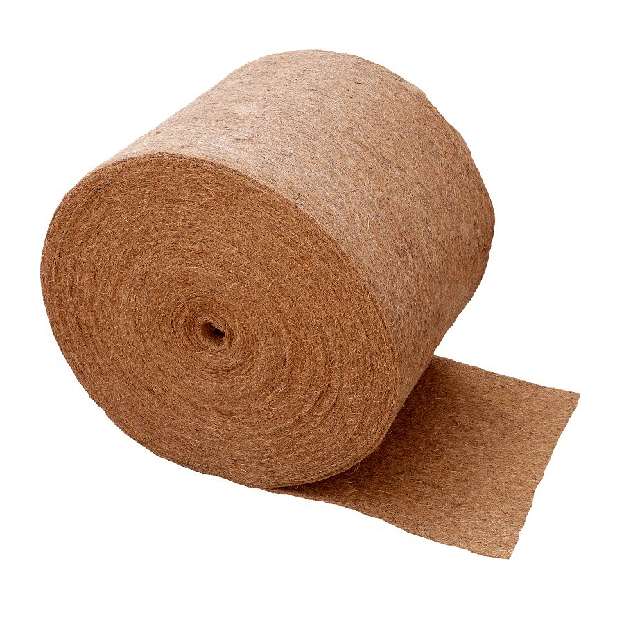 Kokosfaser rolle  Breite: 50 cm. Länge: 25 m.