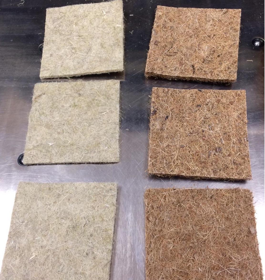 Microgreen pads